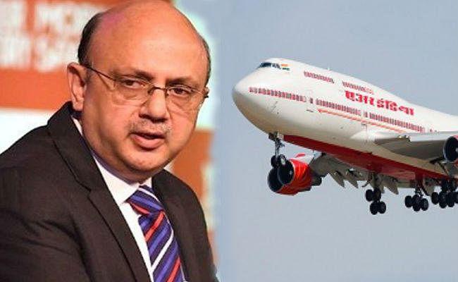 राजीव बंसल ने दूसरी बार संभाली सरकारी विमानन कंपनी Air India की कमान, अश्विनी लोहानी का लेंगे स्थान