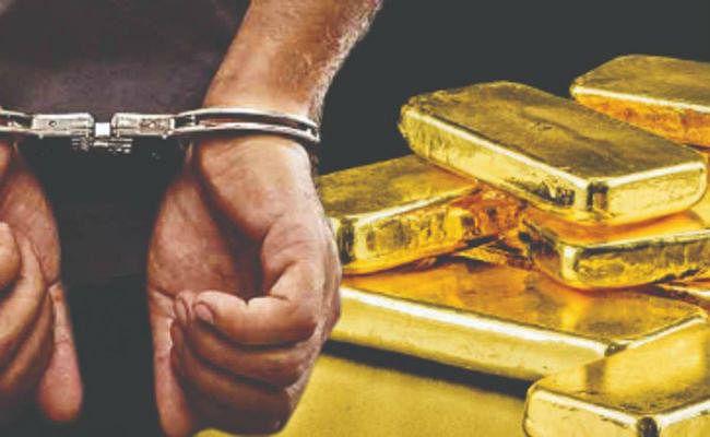 कोलकाता से जयपुर भेजा जाता था तस्करी का सोना, इडी के छापे