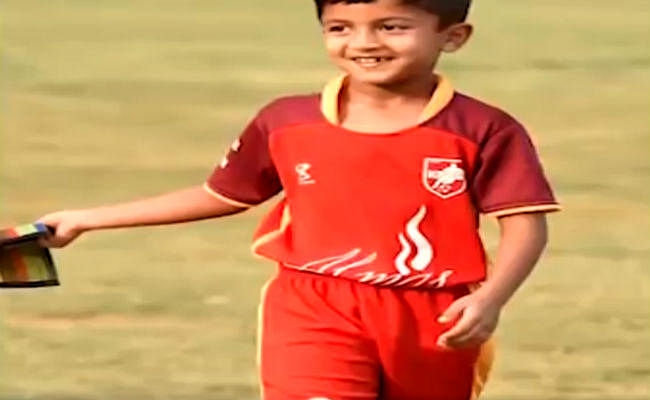 Viral video:  केरल के इस 10 साल के बच्चे ने दागा ''जीरो एंगल'' गोल, सोशल मीडिया में मची सनसनी