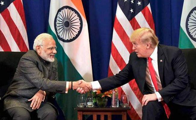 डोनाल्ड ट्रंप की भारत यात्रा कर सकती है दोनों देशों के द्विपक्षीय संबंधों के नए युग की शुरुआत