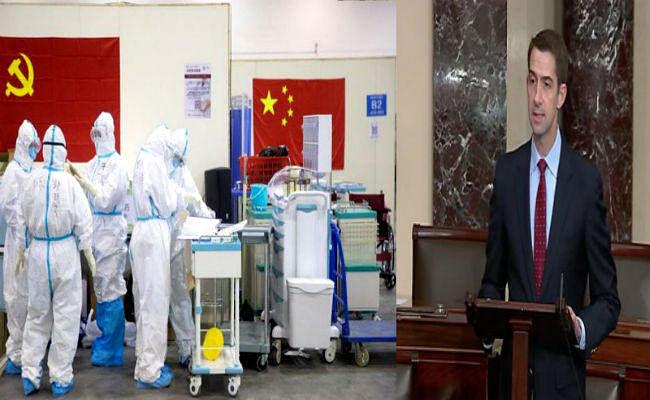 चीन ने जैविक हथियार के रूप में विकसित किया ''कोरोना वायरस'! अमेरिकी सांसद ने उठाए सवाल