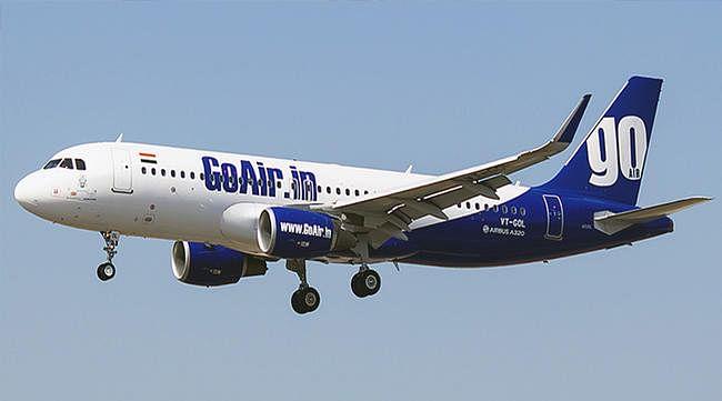 अहमदाबाद एयरपोर्ट पर उड़ान भरते वक्त विमान के इंजन में लगी आग, सभी यात्री सुरक्षित