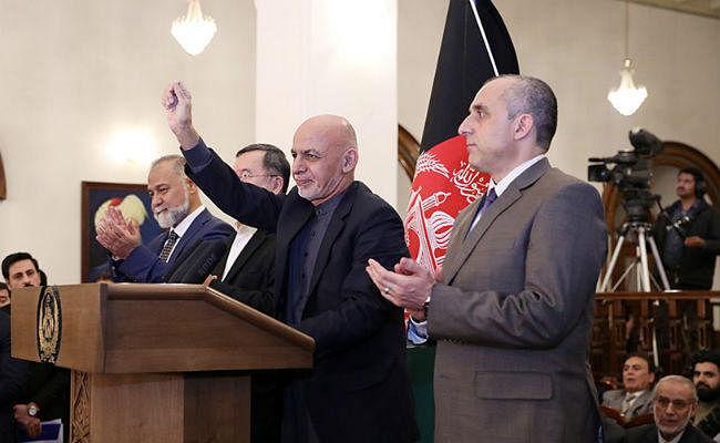 अफगानिस्तान में दूसरी बार राष्ट्रपति अशरफ गनी, चुनाव आयोग ने जारी किये मतदान के नतीजे