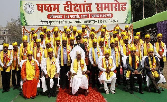 बिहार के कृषि विकास में बीएयू की अहम भूमिका : राज्यपाल