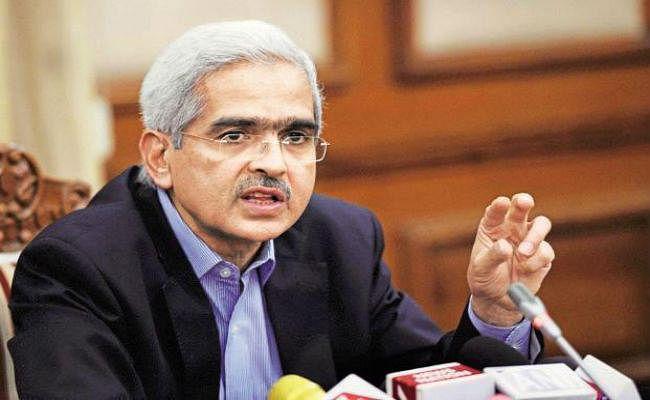 RBI गवर्नर दास ने कहा - राजकोषीय घाटे के लक्ष्य पर खरी उतरेगी सरकार