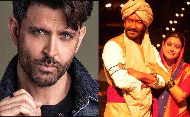 क्यों अजय देवगन-काजोल की तारीफ करते नहीं थक रहे रितिक रोशन
