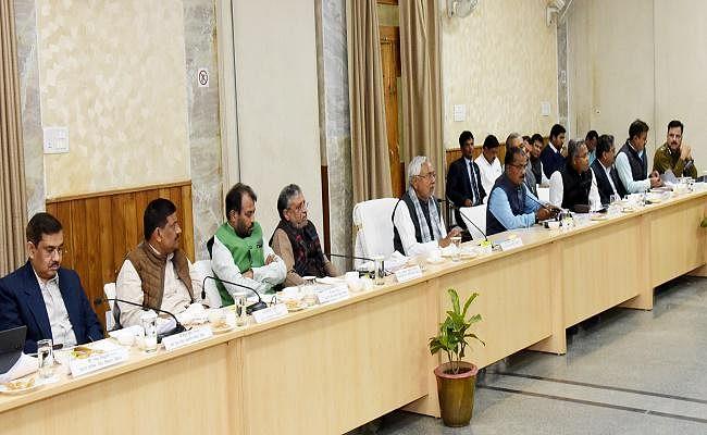 बिहार के किसानों की मदद करना सबसे पहली प्राथमिकता : CM नीतीश कुमार