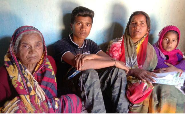 एक साल से राशन बंद, आशीर्वाद योजना का भी नहीं मिल रहा था लाभ, इसलिए किसान ने दी जान