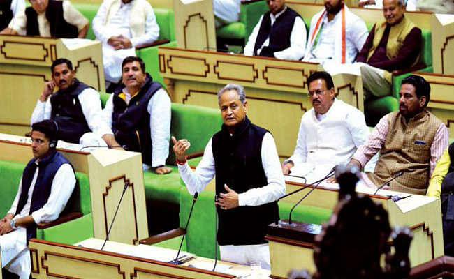 Rajasthan Budget 2020: सात संकल्पों पर आधारित राजस्थान का सालाना बजट पेश, 53 हजार नयी भर्तियां
