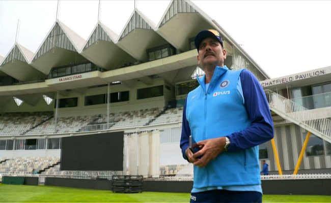 बेसिन रिजर्व पर शास्त्री ने ताजा की 39 साल पुरानी यादें, कल से इसी मैदान में टेस्ट मैच खेलेगी टीम इंडिया