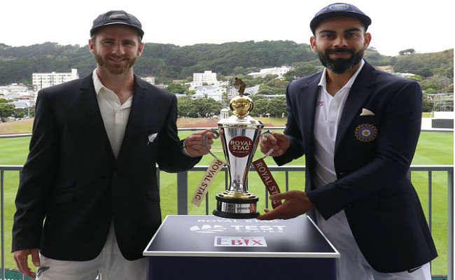 IND VS NZ टेस्ट मैच कल से, न्यूजीलैंड के कप्तान ने बताया कैसे करेंगे भारत के तेज आक्रमण का सामना