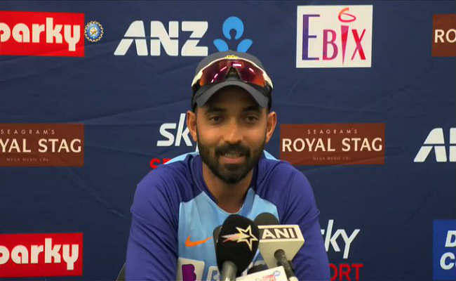 टीम इंडिया के उपकप्तान अजिंक्य रहाणे ने कहा- पंत को मानना होगा कि वह खराब दौर से जूझ रहा है