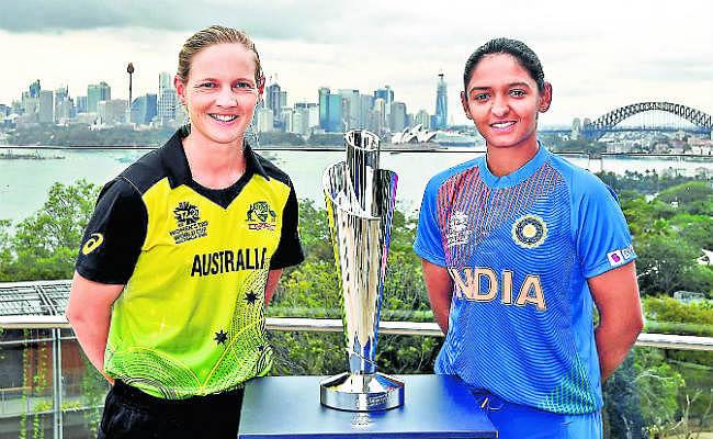 Women''s T20 World Cup 2020: आज भारत-ऑस्ट्रेलिया में पहली भिड़ंत