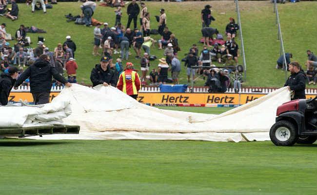 India vs New Zealand 1st Test:  बारिश ने धोया आखिरी सत्र का खेल, पहले दिन  स्टंप तक भारत का स्कोर122/5