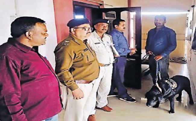 मुख्यमंत्री के सहपाठी इंजीनियर के घर लाखों की चोरी