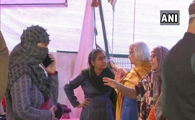 Shaheen Bagh Protest News: चौथे दिन की वार्ता भी बेनतीजा