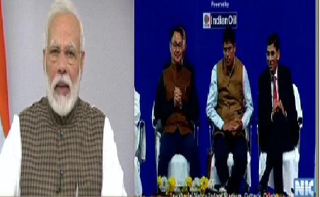 Khelo India : प्रधानमंत्री ने किया खेलो इंडिया का आगाज, कहा - गरीब परिवार और छोटे शहर के बच्चे तोड़ रहे रिकार्ड