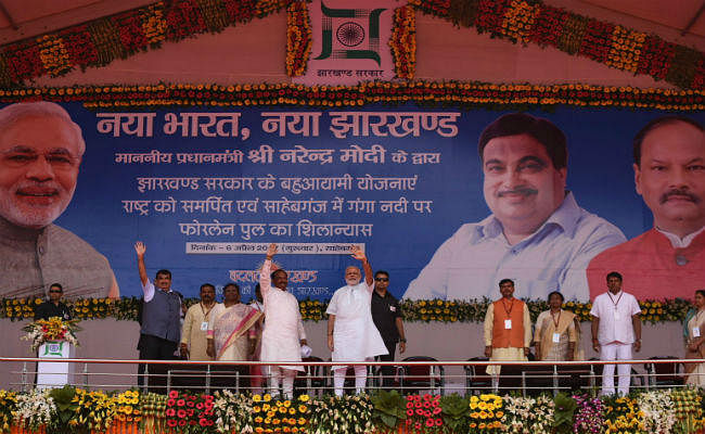 साहिबगंज में गंगा नदी पर प्रस्तावित पुल बनाने के लिए पांच साल में नहीं मिला ठेकेदार, पीएम मोदी ने किया था शिलान्यास
