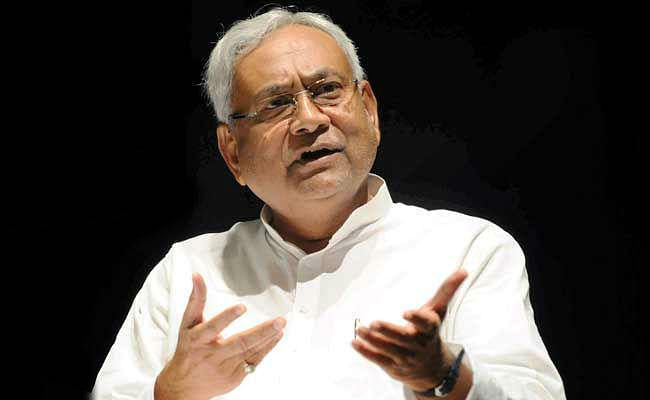 पटना : विपक्ष के पास मुद्दा नहीं, इस बार 200 से अधिक सीटें जीतेगा एनडीए : नीतीश कुमार