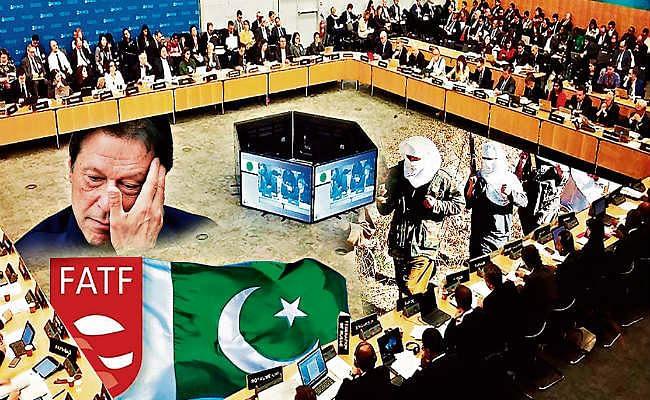 एफएटीएफ की चेतावनी : चार महीने में आतंकवाद पर नकेल कसे पाकिस्तान