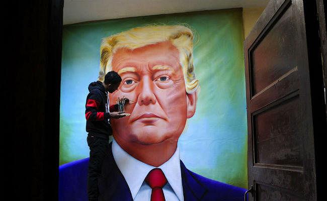 ''Namaste Trump'': ट्रंप को ''नमस्ते'''' कहने के लिए तैयार है अहमदाबाद, तस्वीरों में देखें कैसी है तैयारी