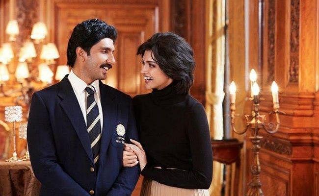 रणवीर और दीपिका को हमारी जिंदगी को पर्दे पर दिखाते हुए देखना बेहतरीन : कपिल देव की पत्नी