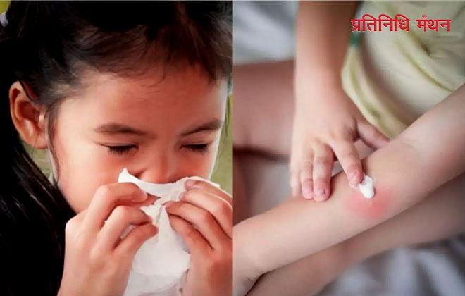 बच्चों पर कोरोना के नए लक्षण कुछ इस प्रकार हैं...