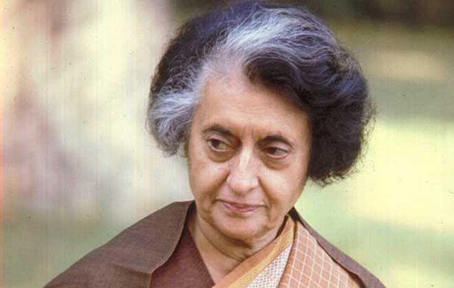 आयरन लेडी 'इंदिरा गांधी': शुरुआत अंत से होगी!