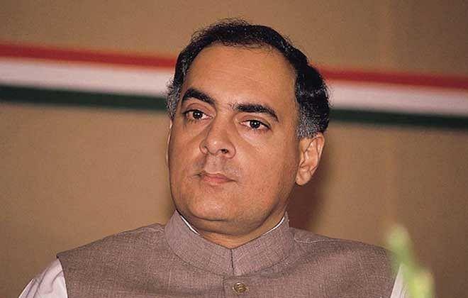 देश के सबसे यंग व छठे प्रधानमंत्री: राजीव गांधी