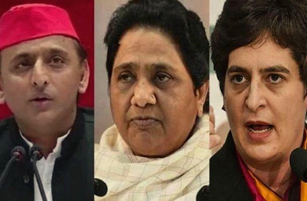 UP Election 2022: यूपी में ब्राह्मण वोट के लिए चल रही है लड़ाई