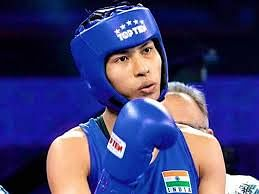 टोक्यो ओलंपिक में भारत का एक और पदक पक्का, लवलीना बोरगोहेन ने जीता बॉक्सिंग वेल्टरवेट मैच