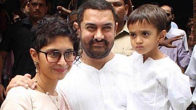 शादी के 15 साल बाद आमिर खान और किरण राव ने की तलाक की घोषणा
