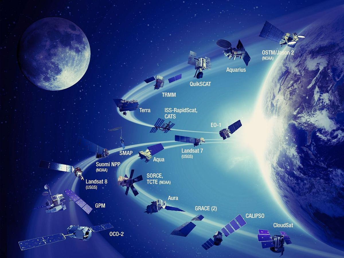विकसित देशों की अंतरिक्ष एजेंसियों के पूरे नाम जानिए, NASA तो सुना ही होगा?