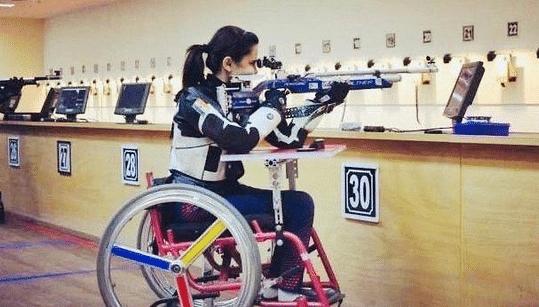 टोक्यो पैरालिंपिक 2020: अवनि लेखरा ने निशानेबाजी स्पर्धा में जीता 'गोल्ड'