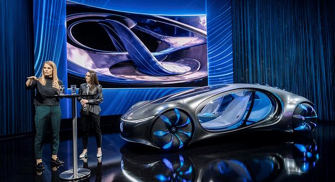 आपका दिमाग पढ़ सकती है 'मर्सिडीज-बेंज' की नई कार