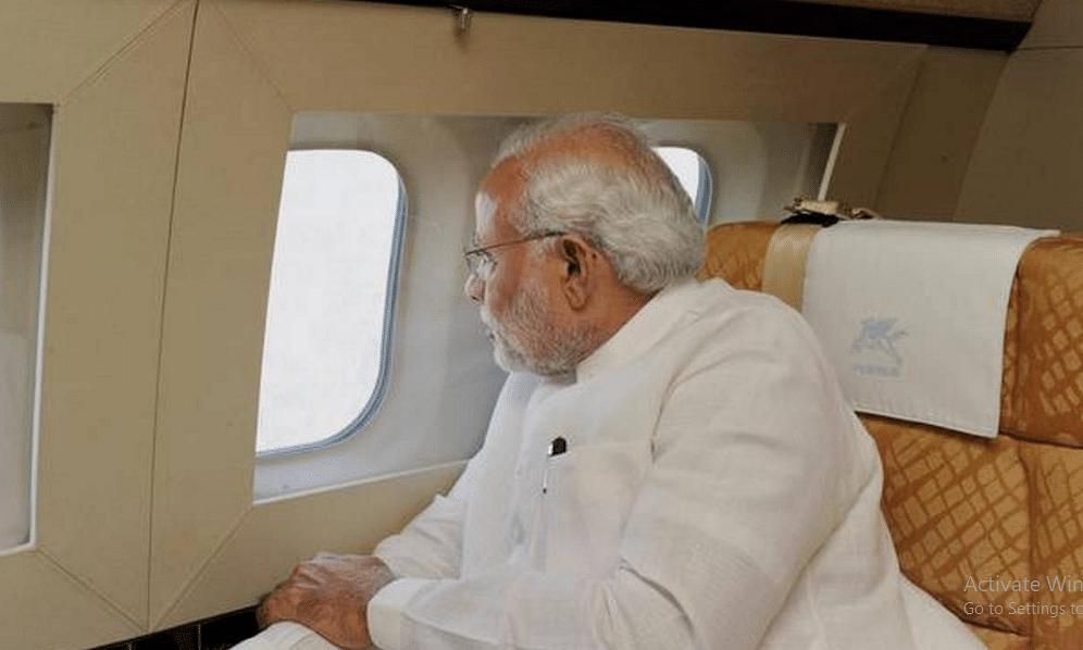 अमेरिका जाने के लिए मोदी जी के प्लेन ने 'पाकिस्तान एयरस्पेस' का सहारा क्यों लिया?
