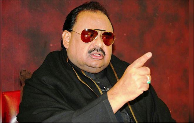 मोदी से कहा, भारत में शरण दो या आर्थिक मदद: अल्ताफ हुसैन,पाकिस्तानी नेता