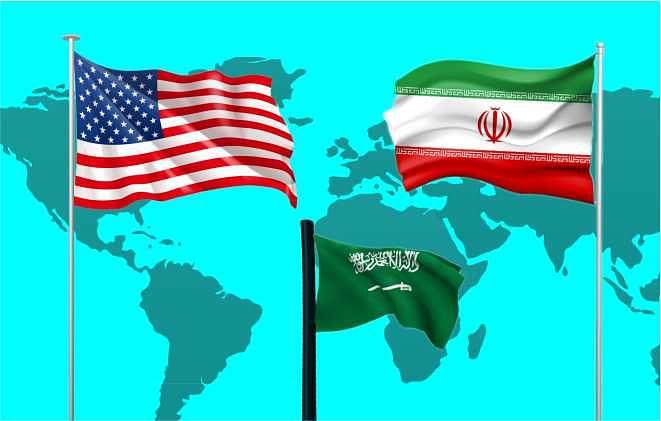 ईरान और अमेरिका की लड़ाई में 'सऊदी अरब' क्यों पिस रहा है? शुरुआत से लेकर अब तक का पूरा मामला समझिये।
