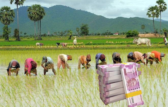किसानों को 15-15 लाख रूपए देगी सरकार, बनानी होगी कंपनी