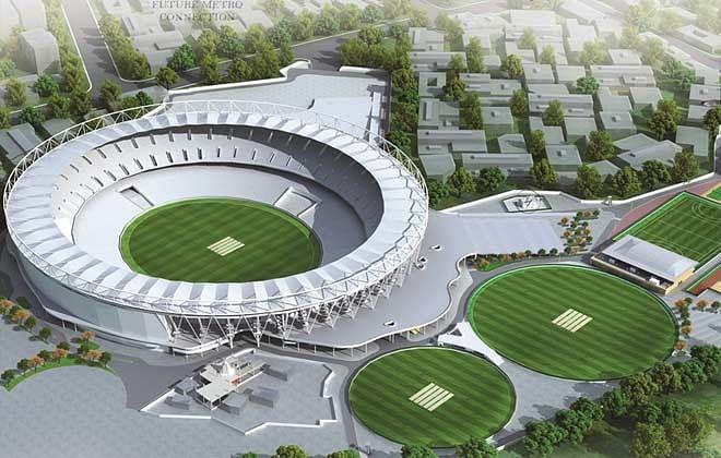 2021 से 700 करोड़ के स्टेडियम में खेलेगा भारत