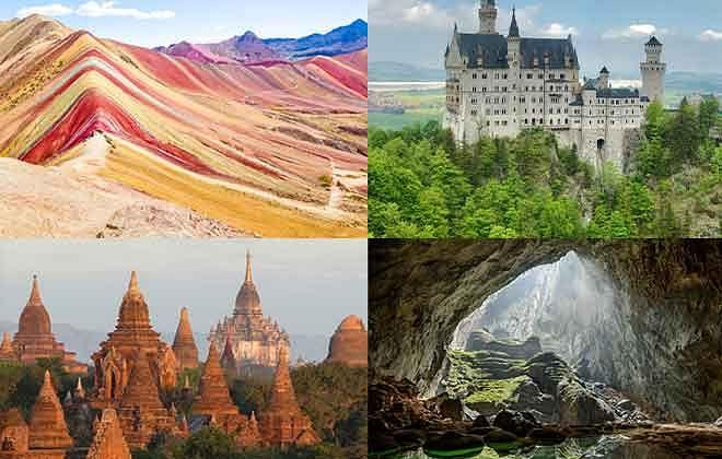 इस दुनिया में आये हैं तो ये सबसे खूबसूरत जगहें ज़रूर देख लें