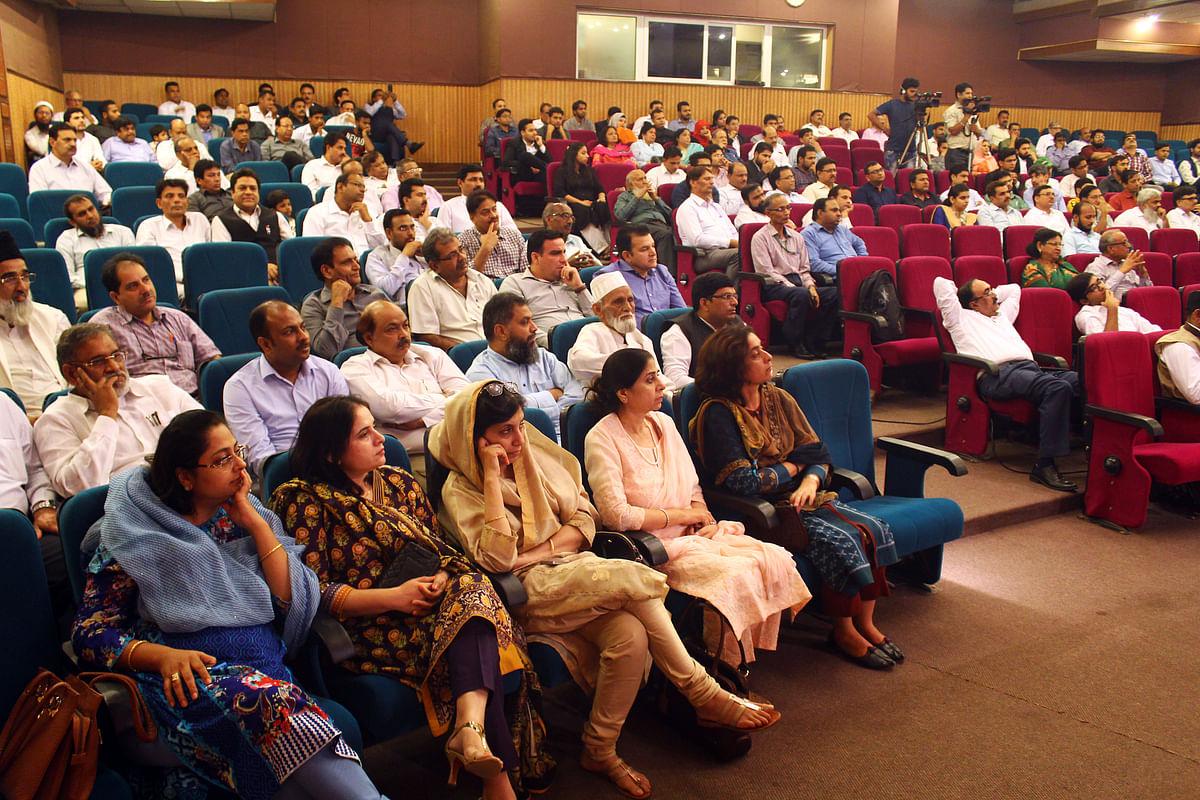 ''سرسیدکے مشن کودریافت کرنے کی ضرورت'': پروفیسر طاہر محمود