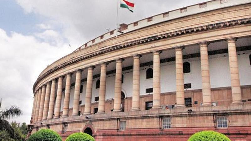 جموں و کشمیر تشکیل نو بل راجیہ سبھا میں 61 کے مقابلے 125 ووٹوں سے پاس