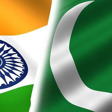 ہندوستان اور پاکستان کا جھنڈا