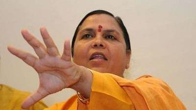 نو تشکیل رام مندر ٹرسٹ پر اوما بھارتی نے اٹھائے سوال