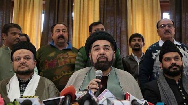 مولانا کلب جواد کے 'کشمیر دوروں اور سرگرمیوں' پر مقامی شیعہ تنظیموں کو سخت اعتراض