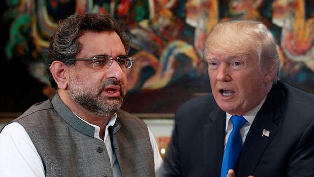 پاکستان کی نظر میں امریکہ تنہا پڑ رہا ہے