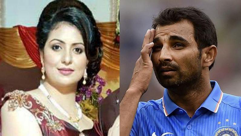 اہم خبر: مُحمد شامی کی بیوی حسین جہاں ضمانت پر آزاد