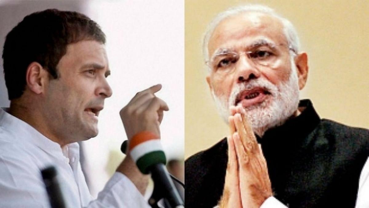 راہل گاندھی کا مودی حکومت پر زبردست حملہ، کہا 'لوگوں کی آمدنی غائب، سوال پوچھو تو جواب غائب'