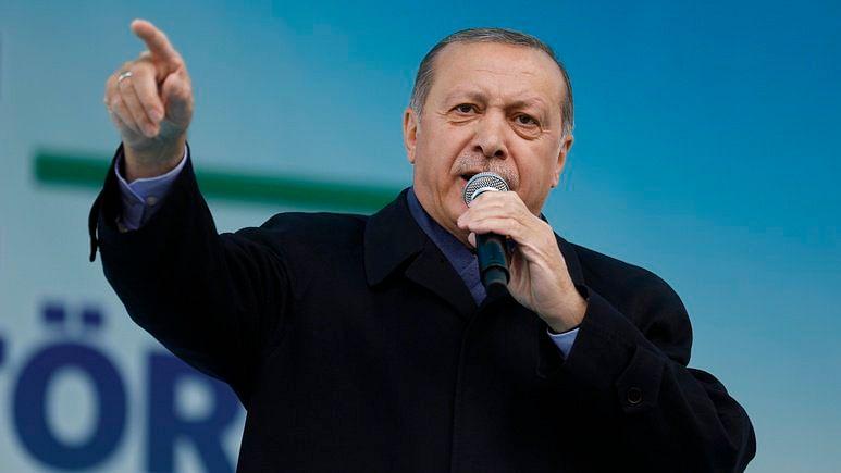 شام پر امریکی اتحاد کے حملے کا ترکی کی جانب سے خیر مقدم